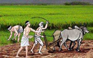 आत्म-निर्भरता श्रेष्ठ गुण है chidiya kisan bete