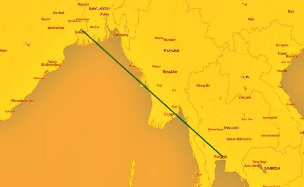 bankok india facts