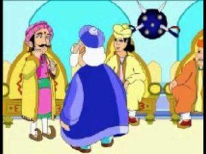 कौओं की गिनती - अकबर बीरबल की कहानियां