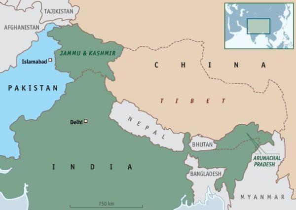 india afganistan