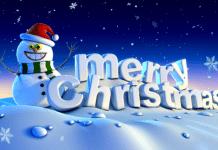 merry Christmas-