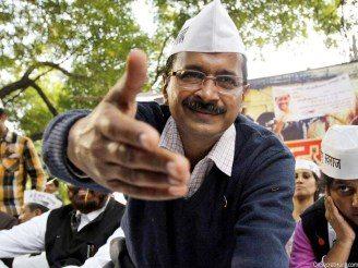 kejriwal politics