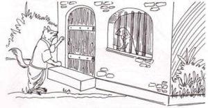 बकरे का बुद्धिमान बच्चा - रोचक बाल कथा