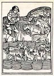 चरवाहा बालक और भेड़िये का बच्चा - शिक्षाप्रद कहानी