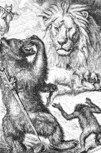दो की लड़ाई तीसरे का लाभ - शिक्षाप्रद कहानियाँ do ki ladai mein teesre ka fayda kahani