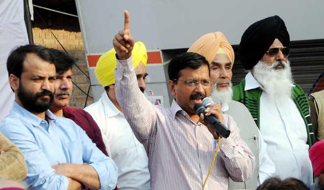 Arvind kejriwal punjab election