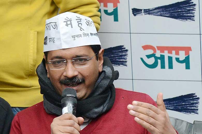 अरविन्द केजरीवाल भारत में नरेंद्र मोदी के बाद सबसे ज्यादा लोकप्रिय राजनेता