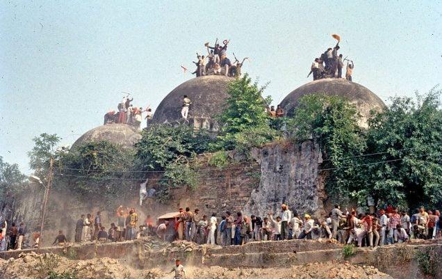 babari masjid clash