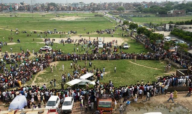 delhi plane crash