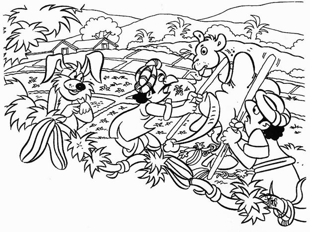 राजहठ का परिणाम - शिक्षाप्रद कहानी
