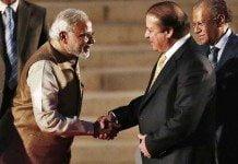modi in pakistan