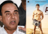 Amir Khan funded by ISI for PK promotion subramanian swany