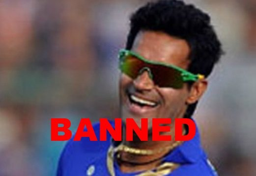 BCCI Spot Fixing case - Ajit Chandila banned for life, Hiken Shah gets 5 years