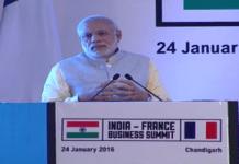 Narendra Modi Fransua Oland India France Business summit