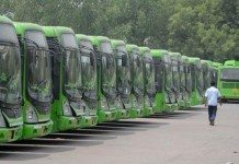 new buses in delhi