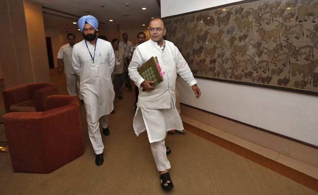 Arun Jaitley budget 2016 india