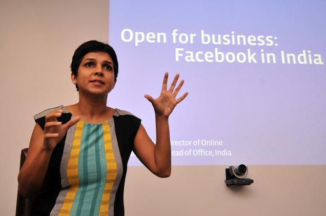 FB India head kirthiga reddy resigns
