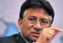 General Musharraf says Hafiz sayeed is a Pakistan Hero