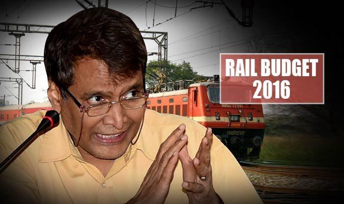 Rail Minister Suresh Prabhu second Rail Budget