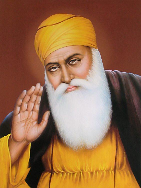 essay on guru nanak dev in hindi