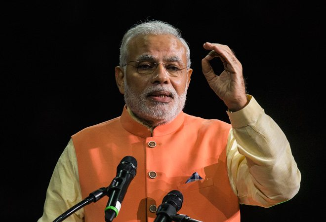 Narendra Modi says women are stronger, do not need women empowerment
