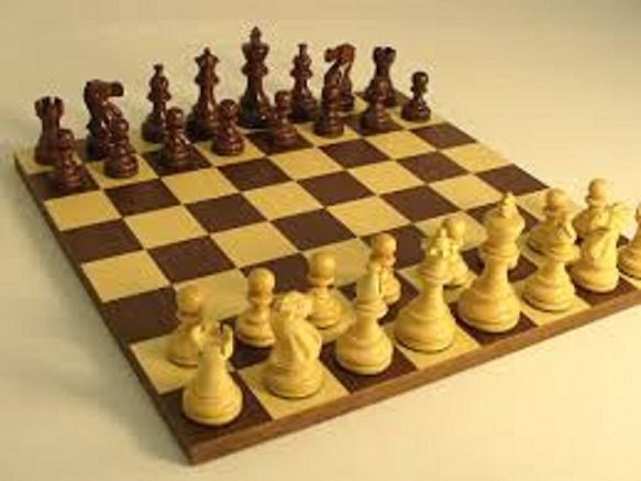 chess invented in india