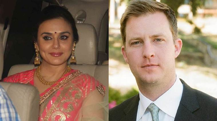 preity zinta Gene Goodenough marry aged women impress