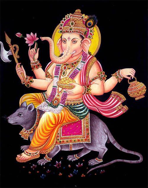 Ganesh ji ke vahan mushak (Chuhe) se kya seekh milti hai?
