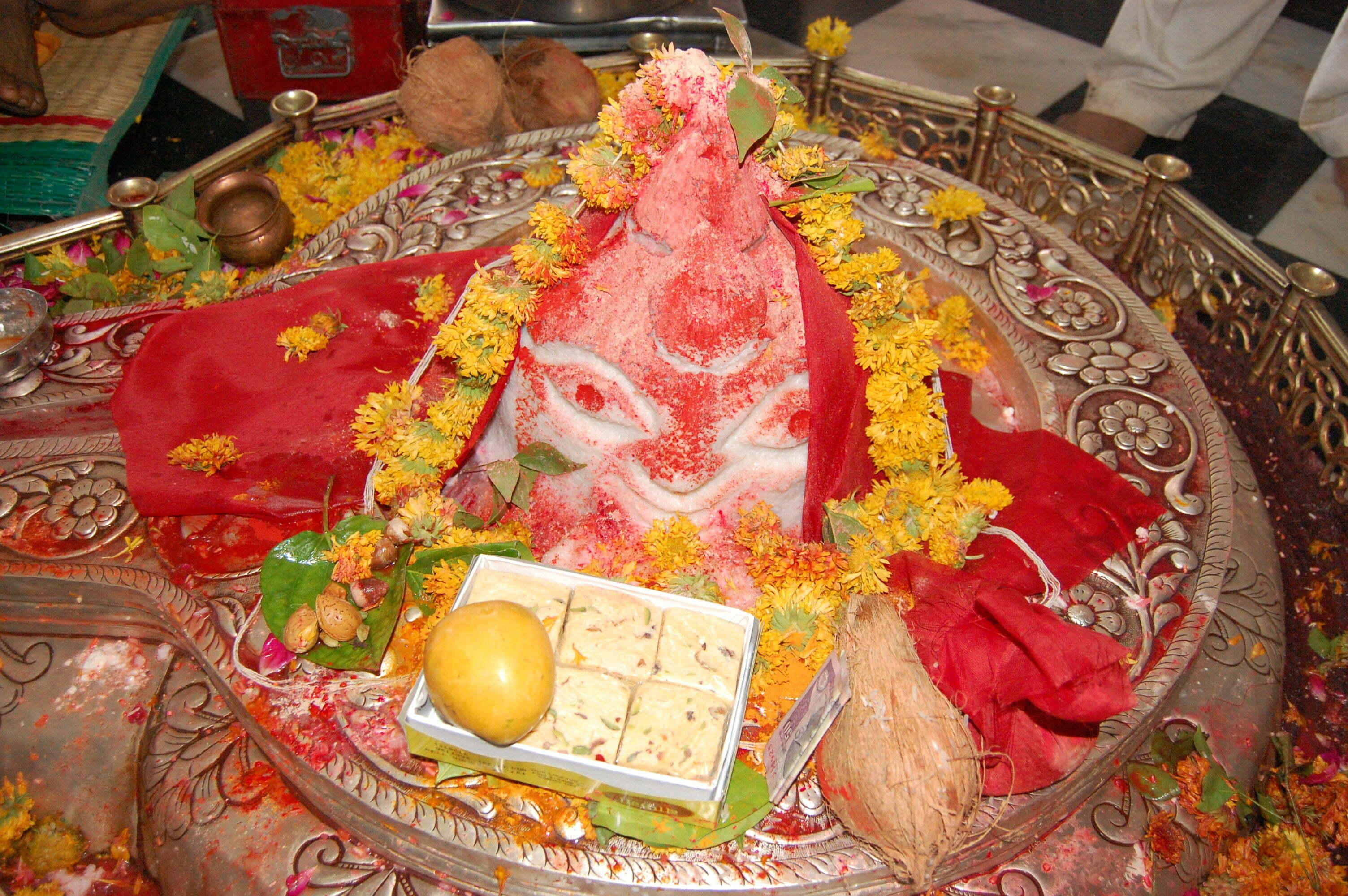 Mangal ki Bhat Puja