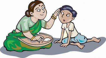 मां की शिक्षा - Prerak Prasang