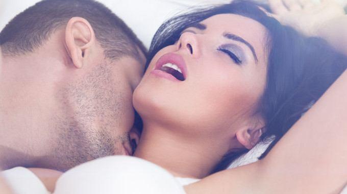 woman during honeymoon