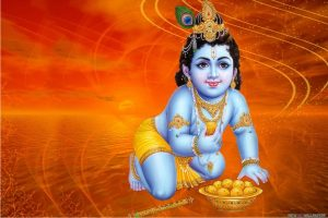 Short Essay on Krishan Janamashtmi