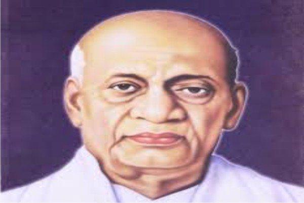 Short Hindi Essay on Sardar Vallabhbhai Patel in Hindi