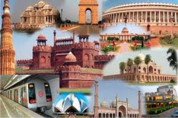 Hindi Essay on India's tourist places