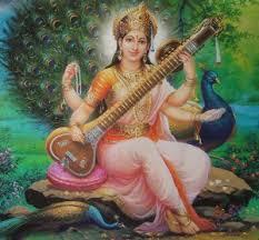 माँ सरस्वती की प्रार्थना के श्लोक