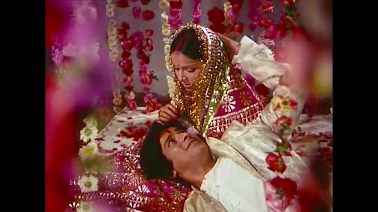 suhagrat image kabhie kabhie