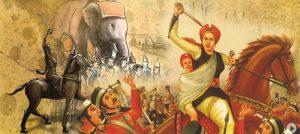 Hindi Essay on Maharani Lakshmi Bai