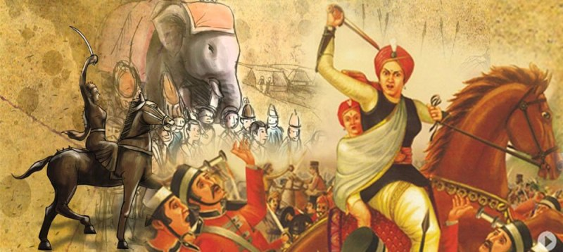 essay on rani lakshmi bai Rani lakshmi bai, the fiery queen of jhansi, also known as the rani of jhansi, one of the great nationalist heroine of the first war of india freedom, a symbol of resistance to the british rule in india was born on 19th november 1835 at kashi ( presently known as varanasi.