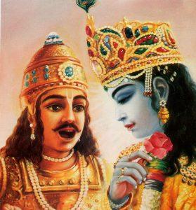 Bhagwaan Krishan Ne Yudhisthir Ko Bataya Tha Garibi Dur Bhagane Ka Raaz