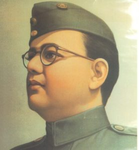 Hindi Essay on Netaji Subash Chander Boss