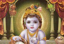 Hindi Essay on Janamashtmi