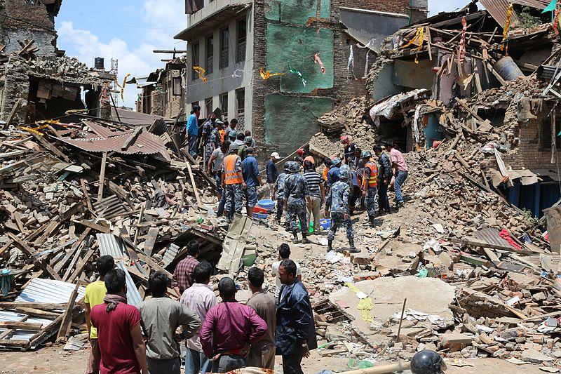 भूकम्पः एक प्राकृतिक आपदा