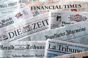 समाचार पत्र की उपयोगिता पर निबंध Hindi essay on importance of newspaper