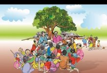 Short Essay on Panchayati Raj in Hindi
