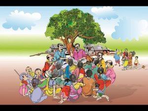 Short Essay on Panchayati Raj in Hindi