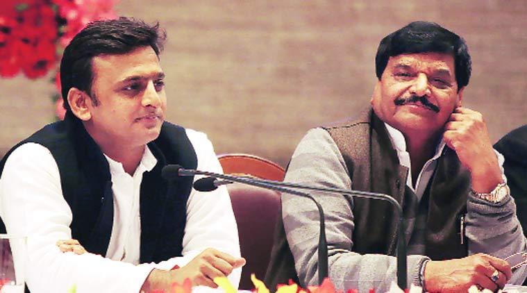 shivpal yadav akhilesh uttarpradesh election samajvadi party