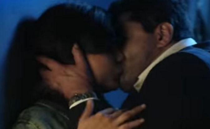 समीर सोनी के दूसरी महिला के साथ चुम्बन को लेकर काफी अपसेट है नीलम कोठारी