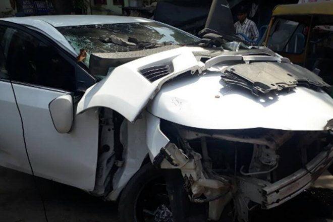 सोनिका चौहान की रोड एक्सीडेंट में हुई मौत