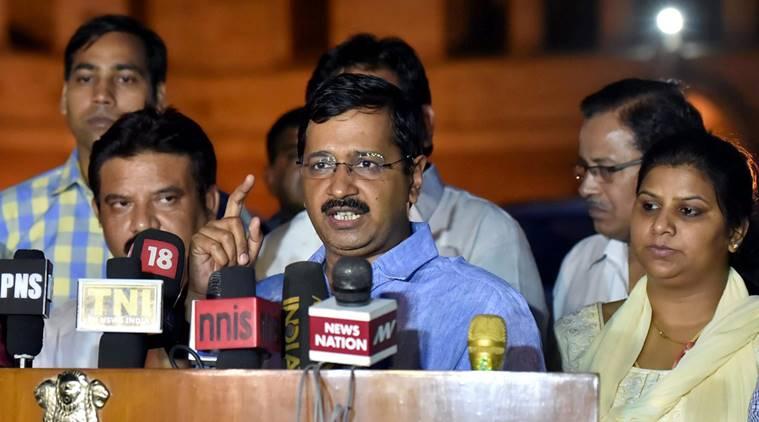दिल्ली को फ्री पानी देने का वादा किया था, मोहल्ला क्लिनिक में ही पानी नदारद
