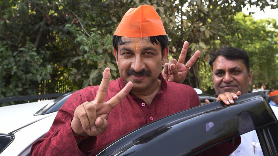 MCD चुनाव में बीजेपी को भारी बढ़त, AAP हुई फेल